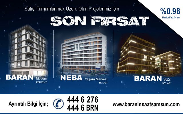 SON FIRSAT!